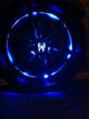 GloRyder Wheel Light on Can Am Spyder Roadster Wheel